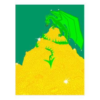 Dragon's Greed Postcard