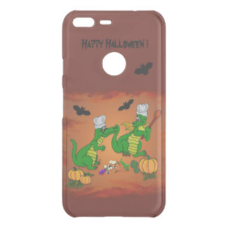 Dragons - Happy Halloween ! Today I will cook Uncommon Google Pixel XL Case