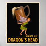 Dragon's Head Poster