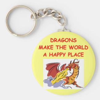 dragons keychain