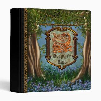Dragons Lair Fantasy Notebook Binders