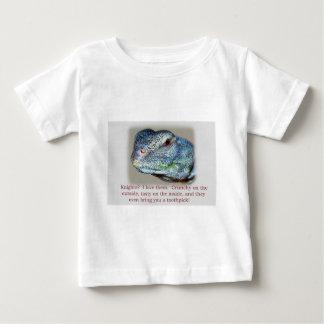Dragons Love Knights Baby T-Shirt