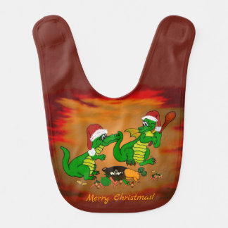 Dragons - Merry Christmas ! Today I will cook Bib