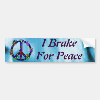 Dragons Of Peace Bumper Sticker