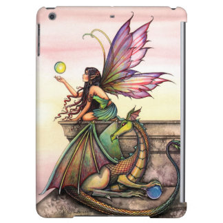 Dragon's Orbs Dragon Fairy Fantasy Art Case For iPad Air