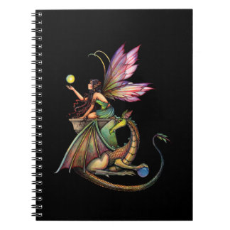 Dragon's Orbs Fairy and Dragon Notebook