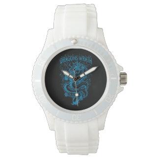 Dragons Wrath Blue Wrist Watch