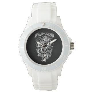 Dragons Wrath White Watch