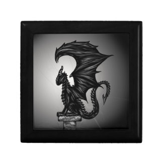 Dragonstatue Gift Box