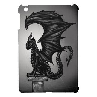 Dragonstatue iPad Mini Cover