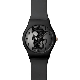Dragonstatue Watch
