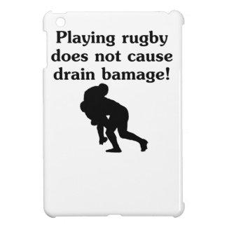 Drain Bamage Rugby iPad Mini Cases