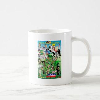 Drain DC Coffee Mug