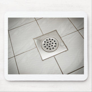 Drain Mouse Pad