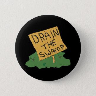 Drain the Swamp 2 Inch Round Button