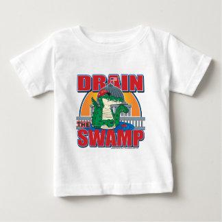 Drain the Swamp Baby T-Shirt
