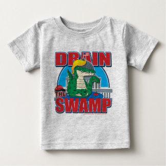 Drain-The-Swamp Baby T-Shirt