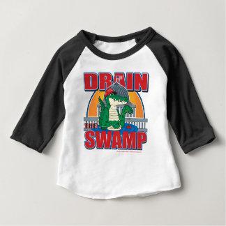 Drain The Swamp in Washington Baby T-Shirt