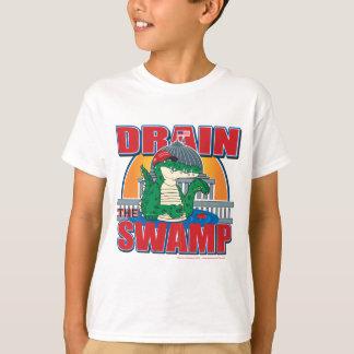 Drain The Swamp in Washington T-Shirt