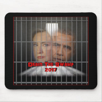 Drain the Swamp!! mouse pad