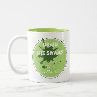 """""""Drain the Swamp"""" Mug"""