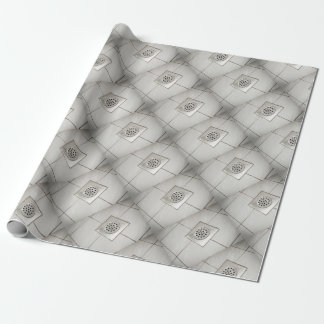 Drain Wrapping Paper