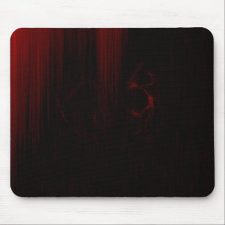 draining mouse pad