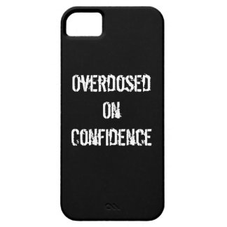 Drake Case- Overdosed On Confidence iPhone 5 Cover