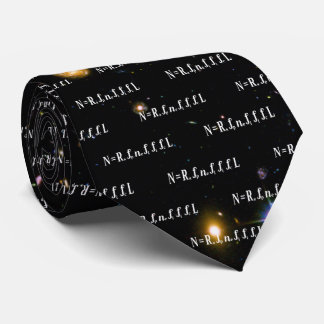 Drake Equation Hubble Deep Field Galaxies Tie