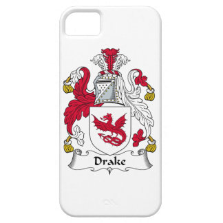 Drake Family Crest iPhone 5 Cases