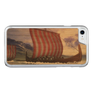 Drakkars - 3D render Carved iPhone 8/7 Case