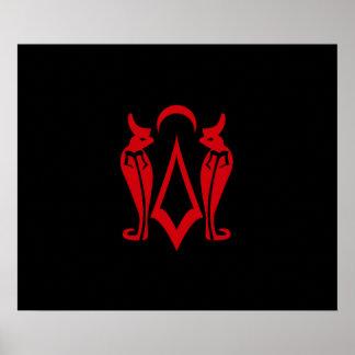 Drakon - Vampire Advisor Print