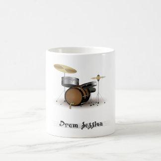 Dram session coffee mug
