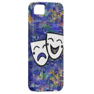 Drama: A Musical Splash iPhone 5 Cases