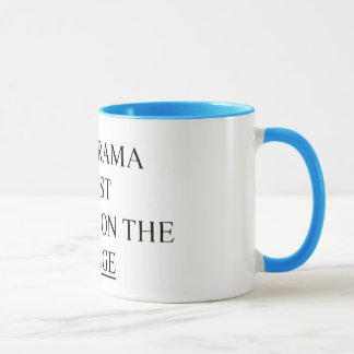 Drama break_Mug Mug