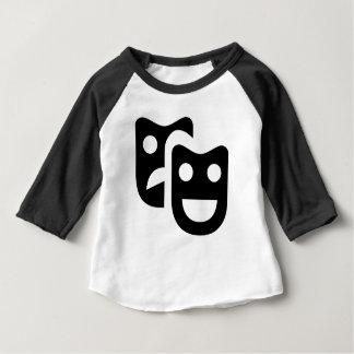 Drama Faces Baby T-Shirt