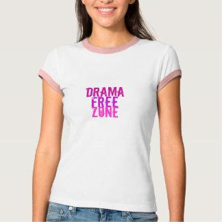 Drama , Free, Zone T-Shirt