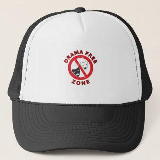 Drama Free Zone Trucker Hat