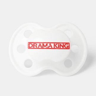 Drama King Stamp Pacifier