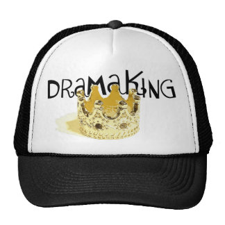 Drama King Trucker Hat