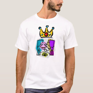 Drama King w/DRAMA KING on back T-Shirt