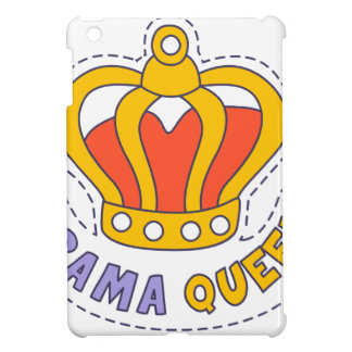 Drama Queen Crown Case For The iPad Mini
