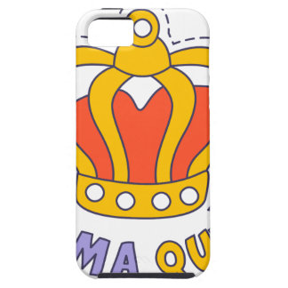 Drama Queen Crown iPhone 5 Cases