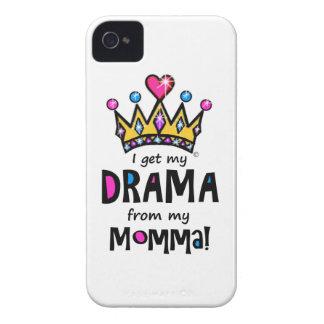 Drama Queen iPhone 4 Case-Mate Cases