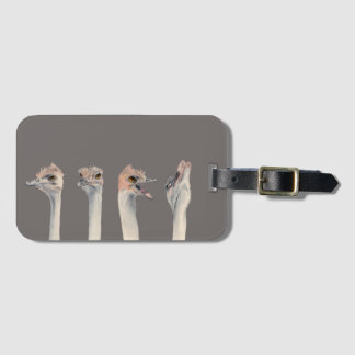 """Drama Queen"" Luggage Tag"