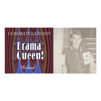 Drama Queen! Photo Cards