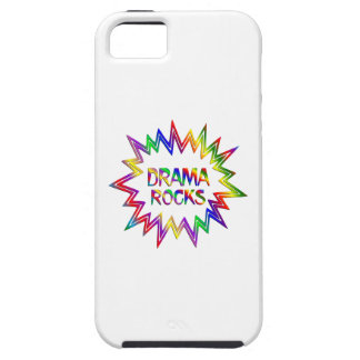 Drama Rocks iPhone 5 Cover