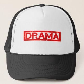 Drama Stamp Trucker Hat