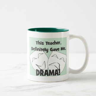 Drama Teacher Mug