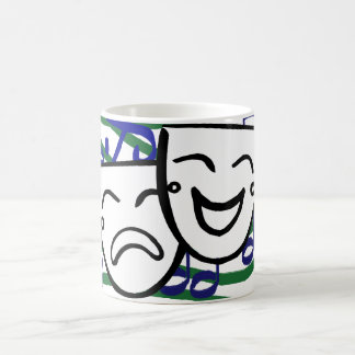 Drama: the Musical Coffee Mug